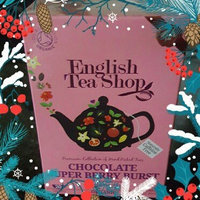 English Tea Shop - Chocolate Super Berry Burst - 30g (Pack of 3) uploaded by Mary J.