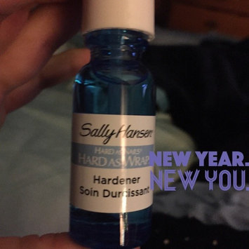 Photo of Sally Hansen® Hard As Nails® Hard As Wraps™ Treatment uploaded by Jackie C.