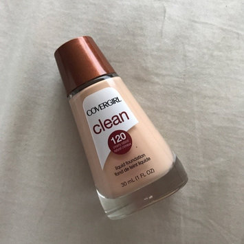 COVERGIRL Clean Normal Liquid Makeup uploaded by Heaven S.