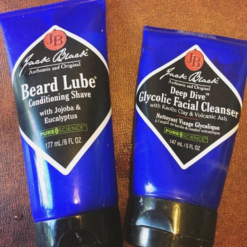 Photo of Jack Black Deep Dive Glycolic Facial Cleanser, 1.5 fl oz uploaded by Amanda S.