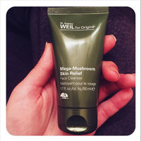 Dr. Andrew Weil for Origins Mega-Mushroom Skin Relief Face Cleanser uploaded by Vanessa H.
