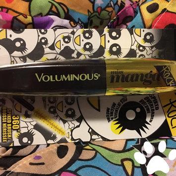 Voluminous® Miss Manga Rock Mascara 387 Blackest Black 0.27 fl. oz. Tube uploaded by Talissa G.