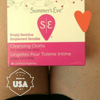 Summer's Eve Feminine Cleansing Cloths, Simply Sensitive uploaded by Michaela M.