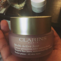 NEW Clarins Multi-Active Day & Night Creams uploaded by Carla C.