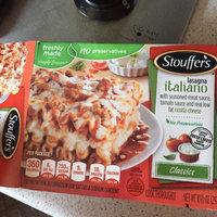 Stouffer's Lasagna Italiano uploaded by Simone D.