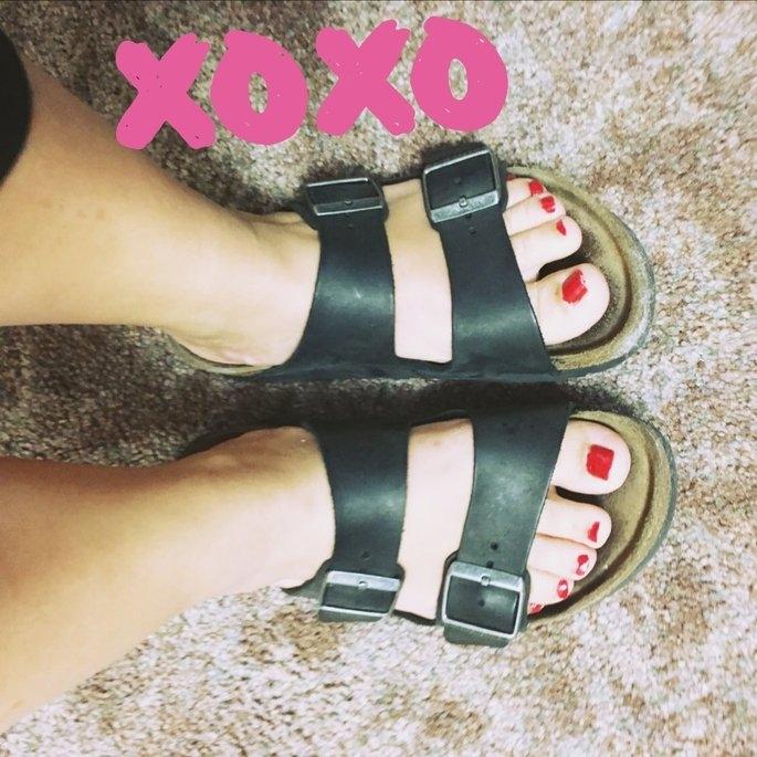 Birkenstock Unisex Arizona Soft Footbed Sandal [] uploaded by Alicia Y.