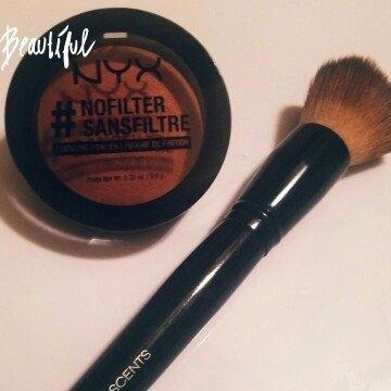 NYX Cosmetics #NoFilter Finishing Powder uploaded by Shalisa F.