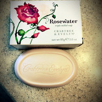 Crabtree & Evelyn Rosewater Milled Soap uploaded by Elizabeth H.