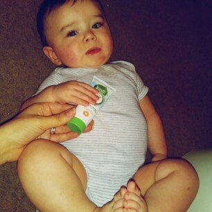 Seventh Generation Wee Generation Diaper Cream uploaded by Christina K.