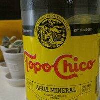 Topo Chico Mineral Water uploaded by Lidia Z.