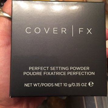 COVER FX Perfect Setting Powder uploaded by Brie F.