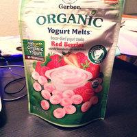 Gerber Organic Yogurt Melts uploaded by Chrys T.