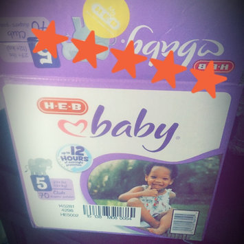 Photo of HEB Baby Diapers uploaded by gabriela m.