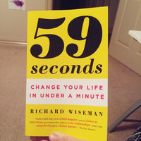 59 Seconds: Change Your Life in Under a Minute uploaded by Rachel f.