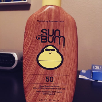 Photo of Sun Bum SPF 30 Original Sunscreen Lotion uploaded by Megan N.