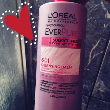 Photo of L'Oréal Paris EverPure Cleansing Balm uploaded by Areli B.