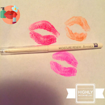 Photo of Rimmel London Moisture Renew Clear Lip Liner uploaded by Danielle S.