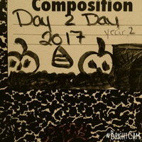 Norcom Composition Notebook, 100 Sheets, Wide Ruled, 9 3/4 X 7 1/2 COLORS VARY uploaded by Danielle Emmalee C.