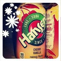 Hansen's Natural Cherry Vanilla Creme Soda uploaded by Alison G.