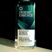 Desert Essence Tea Tree Oil Mouthwash uploaded by Michelle S.