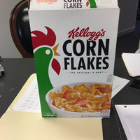 Kellogg's Cereal Corn Flakes The Original & Best uploaded by Dana C.