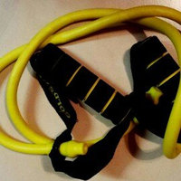 Golds Gym Long Resistance Tube uploaded by Alexia S.