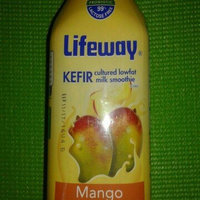 Lifeway Kefir Cultured Milk Smoothie Lowfat Probiotic Raspberry uploaded by Melissa H.