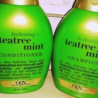 OGX® Teatree Mint Conditioner uploaded by Nikkie S.