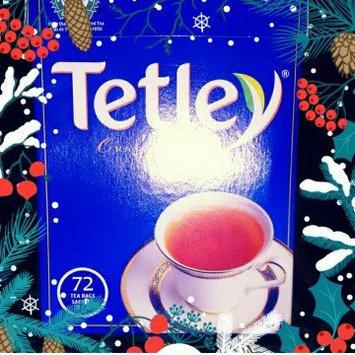 Photo of Tetley Tea, Orange Pekoe, 216 Count - 2 Pack uploaded by carly k.