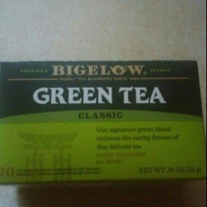 Bigelow I Love Lemon Herb Tea 20 bags (pack of 2) uploaded by Hollie O.