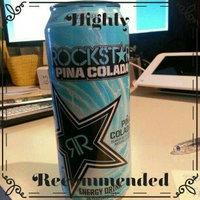 Rockstar Freeze Energy Drink Pina Colada uploaded by BettyLina T.