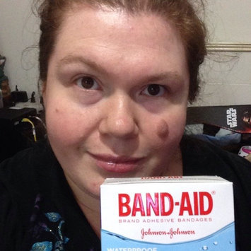 Photo of Band-Aid Adhesive Bandages Sheer Strips Extra Large - 10 CT uploaded by Stella M.