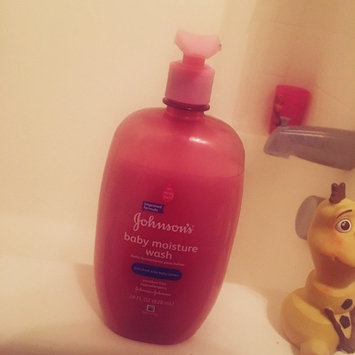 Photo of Johnson's Baby Moisture Wash uploaded by Monica C.