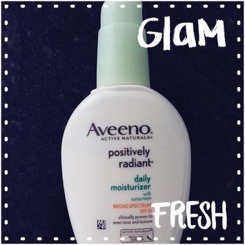 Aveeno Positively Radiant Cleanser uploaded by Manuela G.
