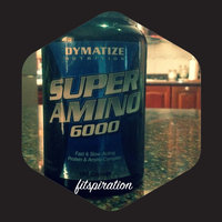 Dymatize Nutrition Super Amino 6000 Extended Release uploaded by Carol R.
