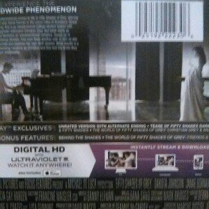 Photo of Fifty Shades of Grey (Blu-ray) uploaded by Abigail G.