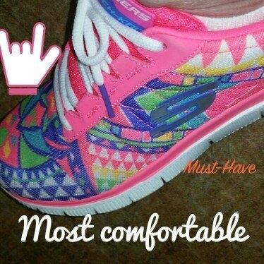 Skechers Flex Appeal Arrowhead Women's Athletic Shoes, Size: 9.5, Grey uploaded by Leslie R.