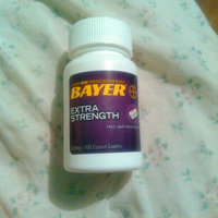 Bayer Aspirin Extra Strength Pain Reliever/Fever Reducer Coated Caplets uploaded by Amy B.