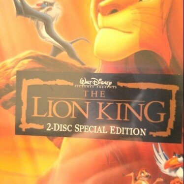 The Lion King (Two-Disc Platinum Edition) uploaded by Amanda R.