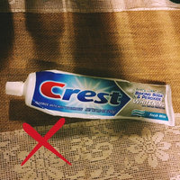 Crest Baking Soda & Peroxide Whitening with Tartar Protection Toothpaste Fresh Mint uploaded by Aseel A.