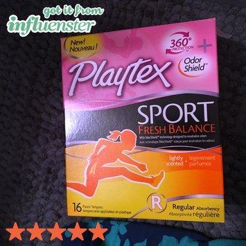 Playtex® Sport® Fresh Balance™ uploaded by Alaina P.