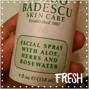 Photo of Mario Badescu Facial Spray with Aloe, Herbs & Rosewater uploaded by Allyson P.