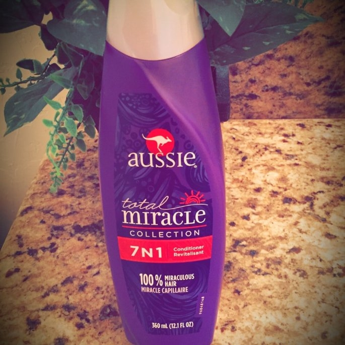 Aussie Total Miracle 7N1 Conditioner uploaded by Amber F.