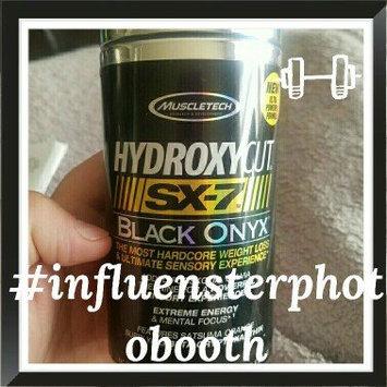 Muscletech Hydroxycut SX-7 Black Onyx uploaded by Kendra M.