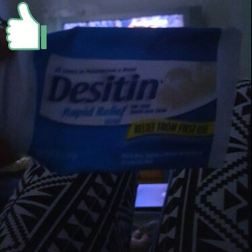 Photo of Desitin Rapid Relief Diaper Rash Ointment uploaded by Krystle R.
