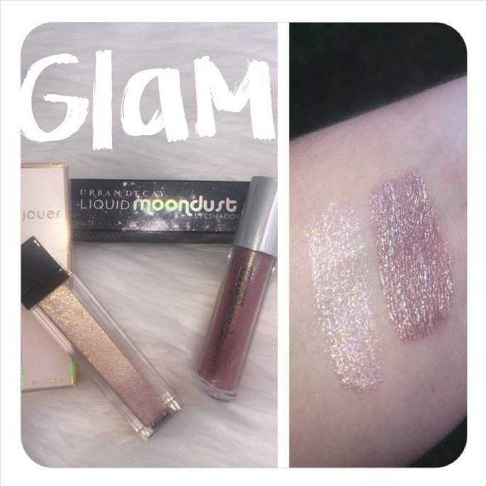 Urban Decay Liquid Moondust Eyeshadow uploaded by jesse lynn b.