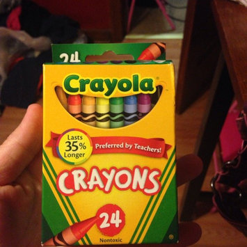 Photo of Crayola 24ct Crayons uploaded by Tammie C.