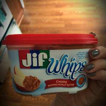 Photo of Jif JIF Whips Creamy Whipped Peanut Butter 15.9 oz uploaded by Kathleen E.