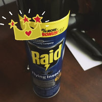 Raid Flying Insect Killer Spray Outdoor Fresh Scent uploaded by Maria C.