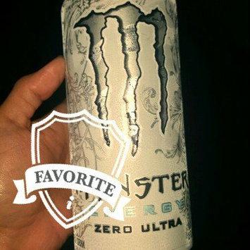 Monster Zero Ultra Energy Drink uploaded by irene m.
